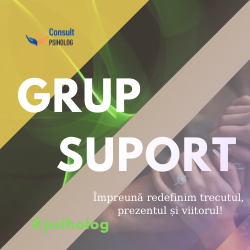 Grup suport - consult la psiholog